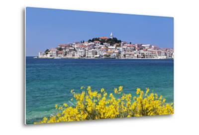 Primosten, Dalmatian Coast, Croatia, Europe-Markus Lange-Metal Print