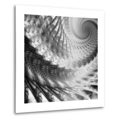 Helix II-James Burghardt-Metal Print