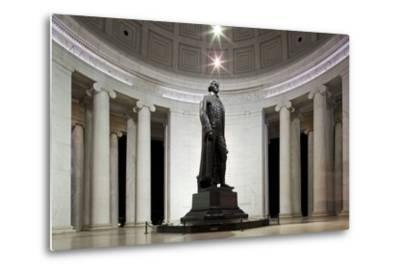 Jefferson Memorial, Washington, DC-Paul Souders-Metal Print