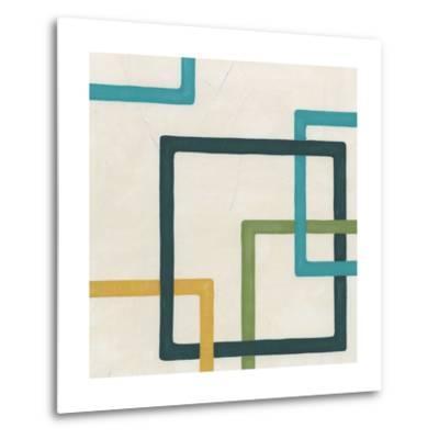 Non-Embellished Infinite Loop IV-Erica J^ Vess-Metal Print