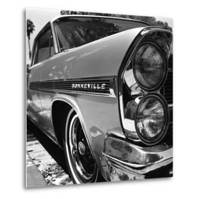 '63 Bonneville-Daniel Stein-Metal Print