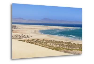 Dunes at Playa De Sotavento-Markus Lange-Metal Print