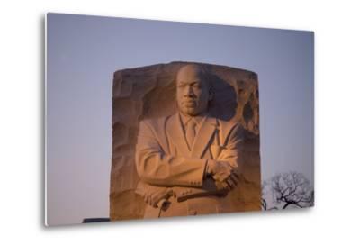 Martin Luther King Jr. National Memorial, a Monument to Civil Rights Leader, Washington, D.C.-Joseph Sohm-Metal Print
