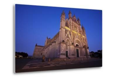 Cathedral of Orvieto-Terry Eggers-Metal Print