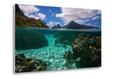 American Samoa, Manu'A Islands Archipelago, Ofu Island-Andrea Pozzi-Metal Print