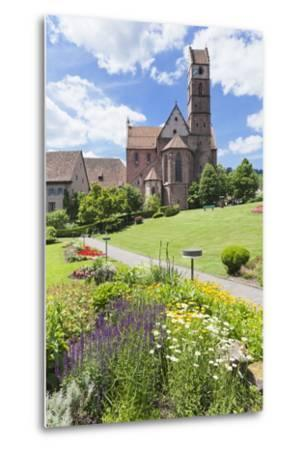 Abbey Church, Alpirsbach, Black Forest, Baden Wurttemberg, Germany, Europe-Markus Lange-Metal Print