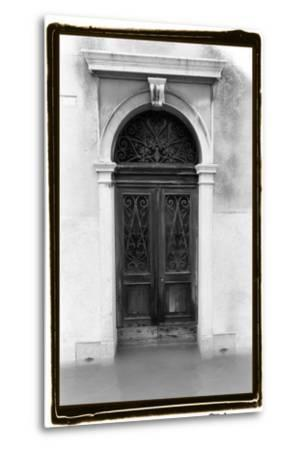Venetian Doorways I-Laura Denardo-Metal Print