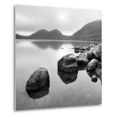 Silent Lake--Metal Print