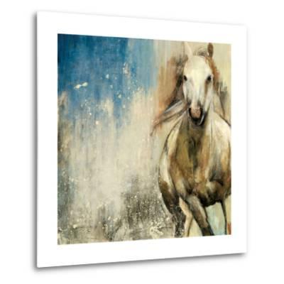 Horses I-Andrew Michaels-Metal Print