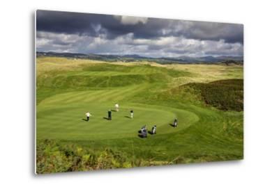 Donegal Championship Golf Club, Mervagh, Laghey, County Donegal, Ireland-Chris Hill-Metal Print