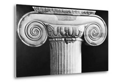 Column Capital from Temple of Artemis at Ephesus--Metal Print