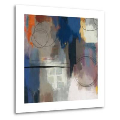 Indigo Touch II-Sloane Addison ?-Metal Print