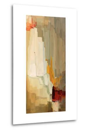 Mesa Panels II-James Burghardt-Metal Print
