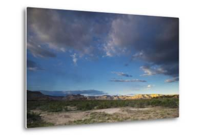 The Fossil Rich Badlands of Grand Staircase-Escalante National Monument-Cory Richards-Metal Print