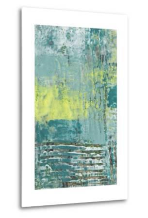 Linear Texture I-Jennifer Goldberger-Metal Print