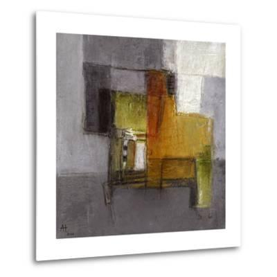 Abstract Painting-Anette Hansen-Metal Print