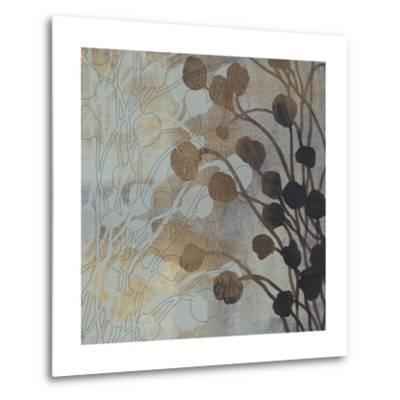 Spa Blue and Gold II-Tim O'toole-Metal Print