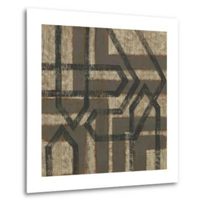 Directional II-Chariklia Zarris-Metal Print