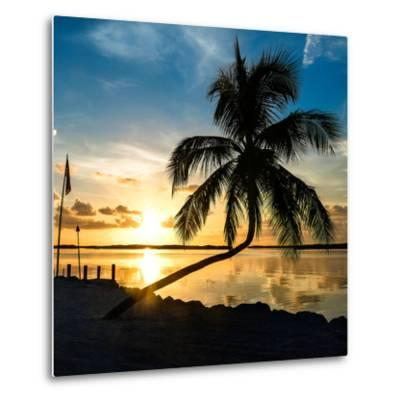 Sunset of Dreams - Florida - USA-Philippe Hugonnard-Metal Print