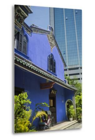 The Cheong Fatt Tse Mansion Near the George Town World Heritage Site-Scott S^ Warren-Metal Print