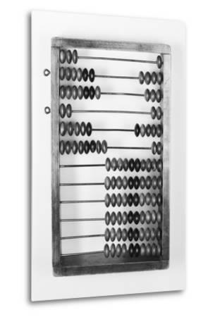Wooden Abacus-Philip Gendreau-Metal Print