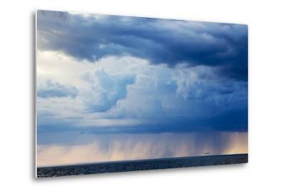 Storm Clouds, Hudson Bay, Canada-Paul Souders-Metal Print