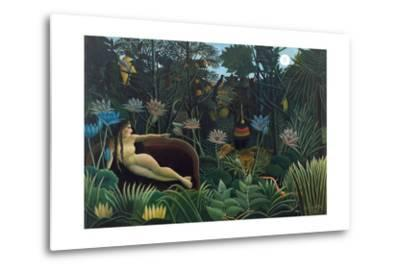 The Dream-Henri Rousseau-Metal Print