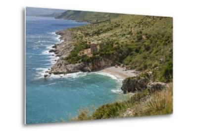 Lo Zingaro Natural Reserve, Tonnarella Dell'uzzo-Guido Cozzi-Metal Print