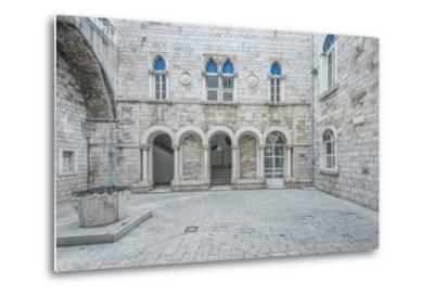 Trogir City Hall-Rob Tilley-Metal Print