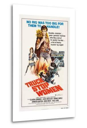 Truck Stop Women, 1974--Metal Print