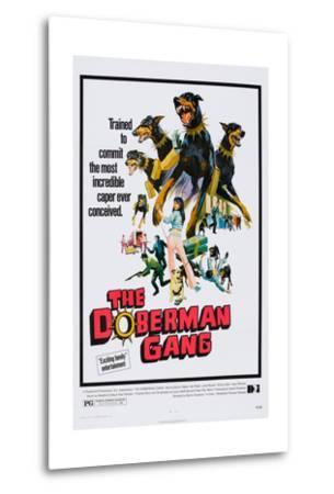 The Doberman Gang, 1972--Metal Print