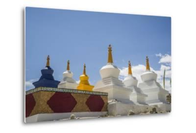 Phyang Monastery-Guido Cozzi-Metal Print