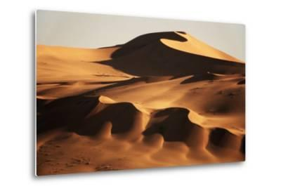 Namibia, Namib Naukluft National Park, World Tallest Desert Dunes-Stuart Westmorland-Metal Print