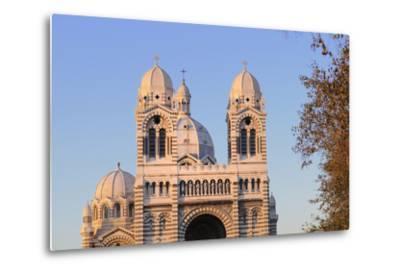France, Bouches Du Rhone, Marseille. Nouvelle Cathedrale De La Major-Kevin Oke-Metal Print