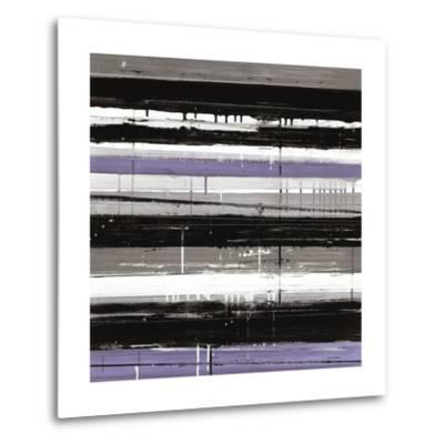 Blinds B-JB Hall-Metal Print