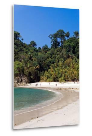 Playa Manuel Antonio, Manuel Antonio National Park, Costa Rica-Susan Degginger-Metal Print