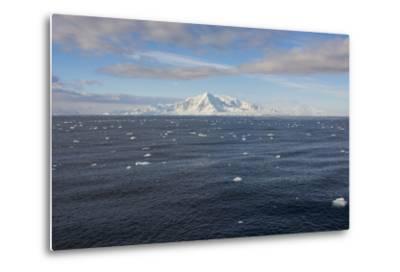 Antarctica. South of the Antarctic Circle-Inger Hogstrom-Metal Print