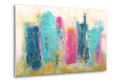 City Dreams-Erin Ashley-Metal Print