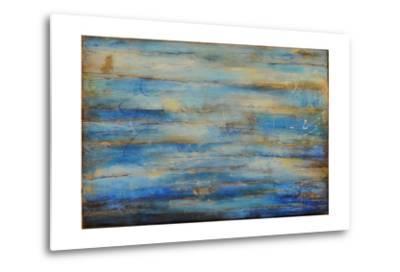 Blue Bay Jazz-Erin Ashley-Metal Print