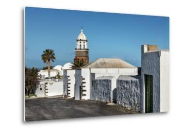 Church Nuestra Senora De Guadalupe, Teguise, Lanzarote, Canary Islands, Spain-Sabine Lubenow-Metal Print