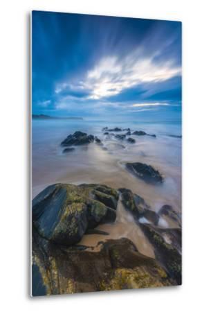UK, Scotland, Argyll and Bute, Islay, Saligo Bay-Alan Copson-Metal Print