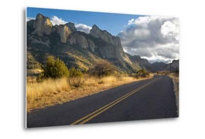 Road to Portal, Arizona-Susan Degginger-Metal Print