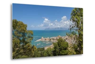 View of Castellammare Del Golfo-Guido Cozzi-Metal Print