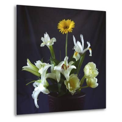 Flower Bouquet-Anna Miller-Metal Print