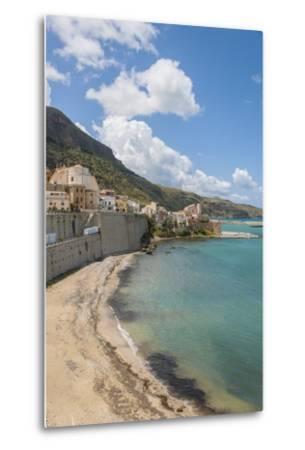 View of Castellammare Del Golfo-Guido Cozzi-Metal Print