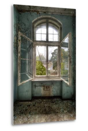 Beelitz Heilstätten-kre_geg-Metal Print