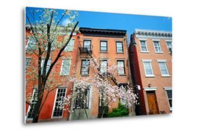West Village New York City Apartments in the Springtime-SeanPavonePhoto-Metal Print