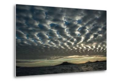 The Channel Between Sombrero Chino Island and Santiago Island in the Galapagos-Karen Kasmauski-Metal Print