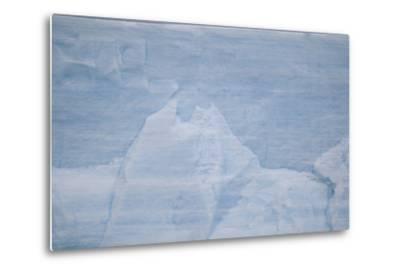 Layers on an Iceberg-DLILLC-Metal Print