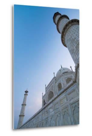 The Taj Mahal at Dusk, Low Angle View-Design Pics Inc-Metal Print